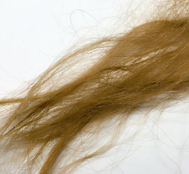ダメージヘア